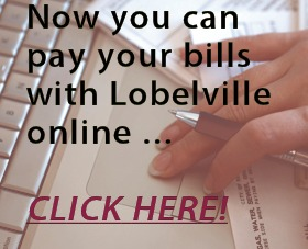 Now you can pay your utility bill online with Lobelville